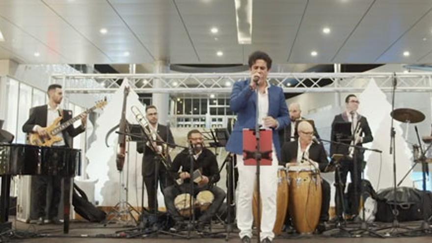 Homenaje a Héctor Lavoe. Orquesta La Mayork
