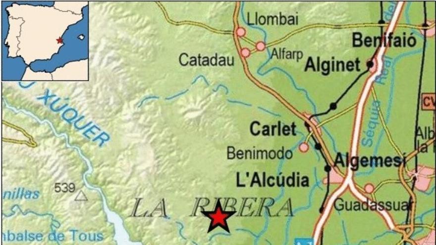 Terremoto de 3,4 de magnitud en Tous