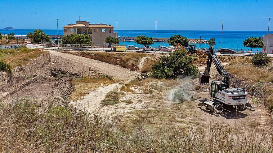 Arrancan las obras del colegio Doctor Esquerdo de La Vila que terminan con 40 años de barracones