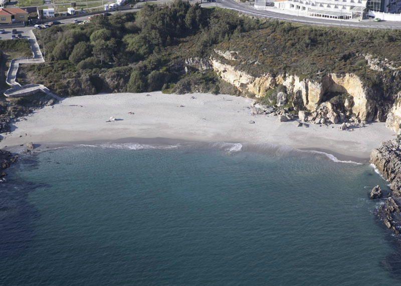 Playa de Paxariñas (Sanxenxo)