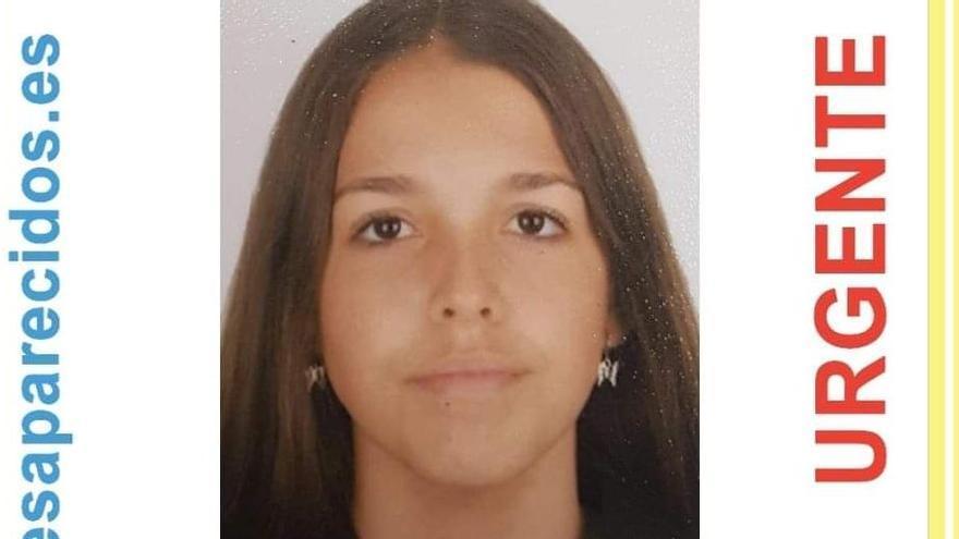 Alerta de la desaparición de Lucía Belén Montanari Ivaldi