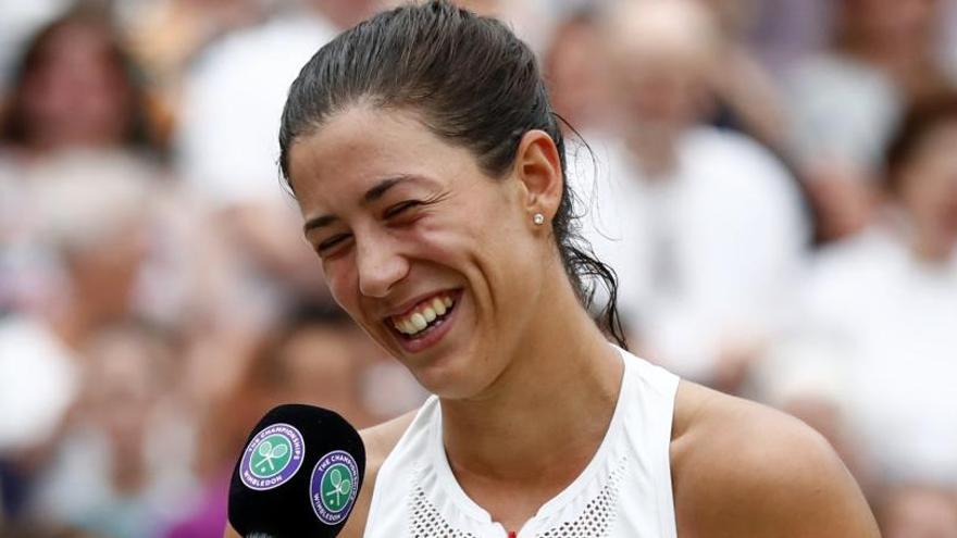 """Muguruza: """"Serena me dijo que algún día ganaría"""""""