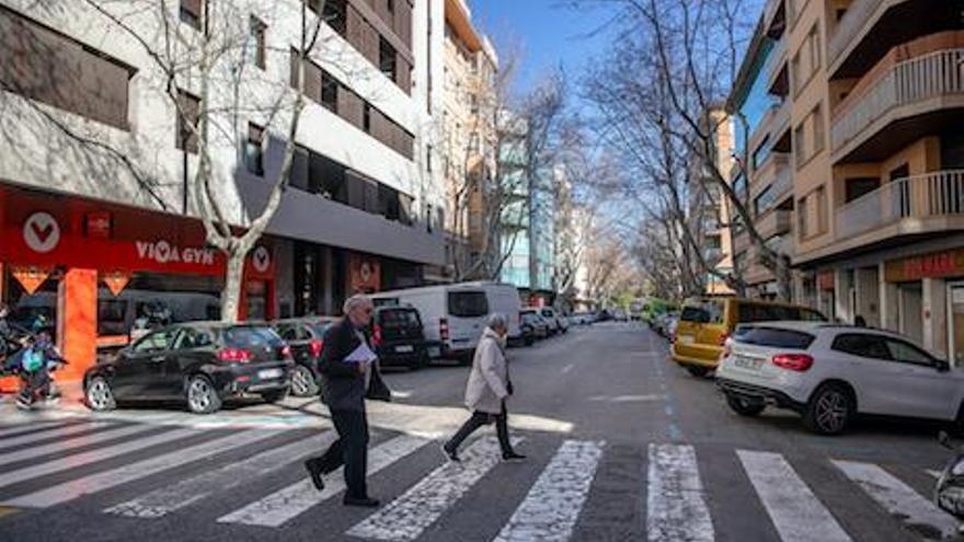 Rathaus plant weitere grüne Fußgängerzone in Palma