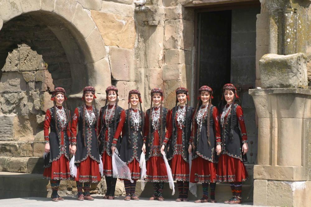 Georgia - Canto polifonico georgiano.