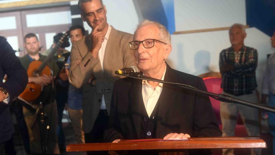 Fallece el molinero y folclorista Esteban Gil Cejudo
