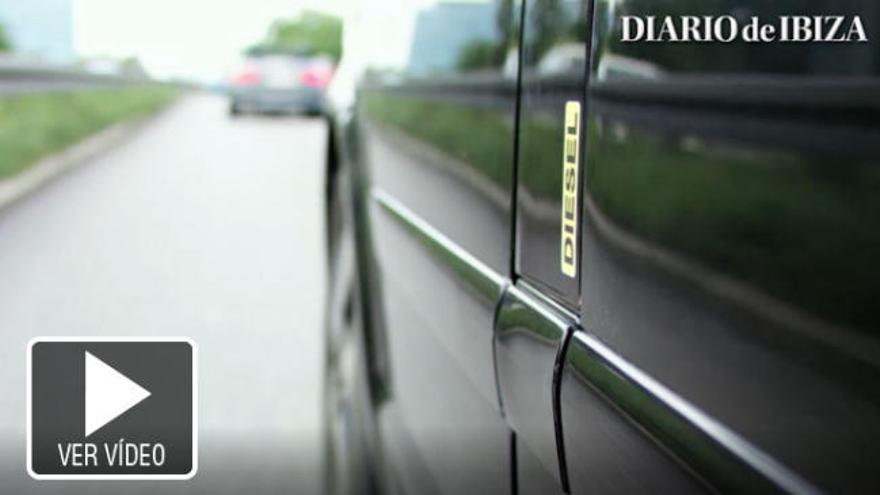 El Parlament aprueba prohibir los vehículos diésel en Baleares en 2025