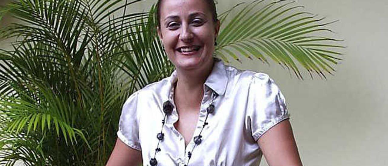 Oneida Socorro aspira a la alcaldía de Santa Brígida con la candidatura del CCD