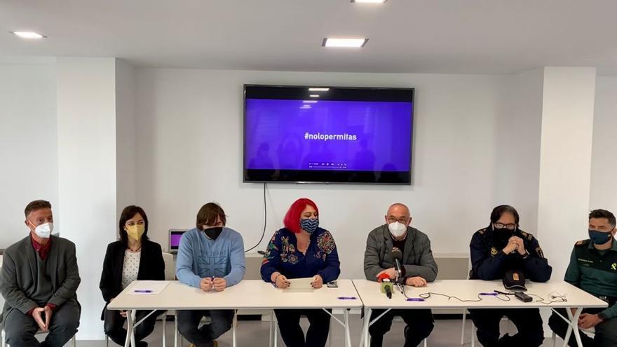 """San Vicente impulsa la campaña digital """"No lo permitas"""" contra a violencia de género"""