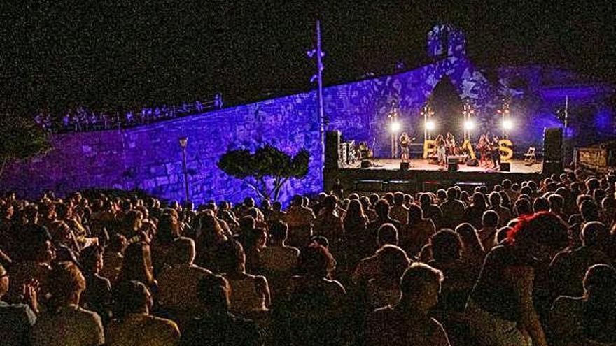 Una nova edició del festival al Pont del Diable sona per a 2.000 persones