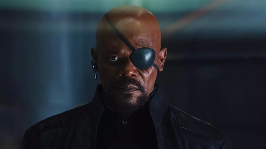 Samuel L. Jackson volverá a encarnar a Nick Fury en una serie para Disney+