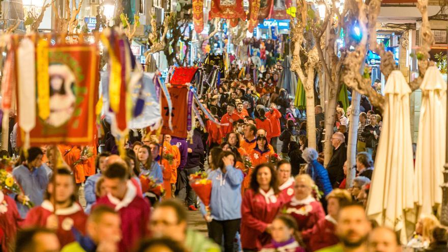 Benidorm destina 214.000 euros del presupuesto de Fiestas a las ayudas para el covid