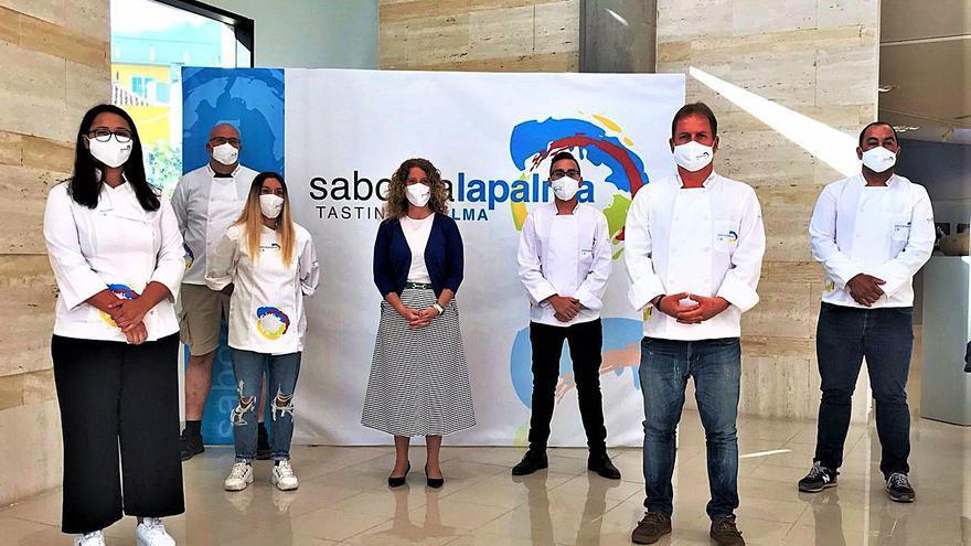 La Palma da a conocer sus excelencias gastronómicas en Madrid Fusión