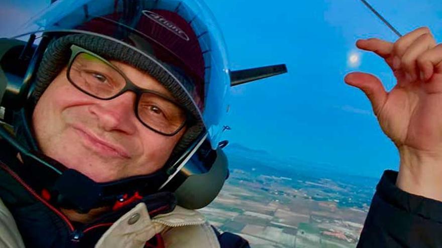 Lars Ranzenberger: apasionado de volar y de innovadores diseños con luces led