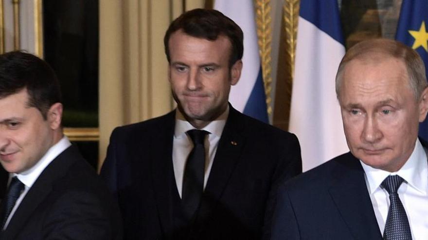 Rusia y Ucrania cierran un calendario para lograr la paz