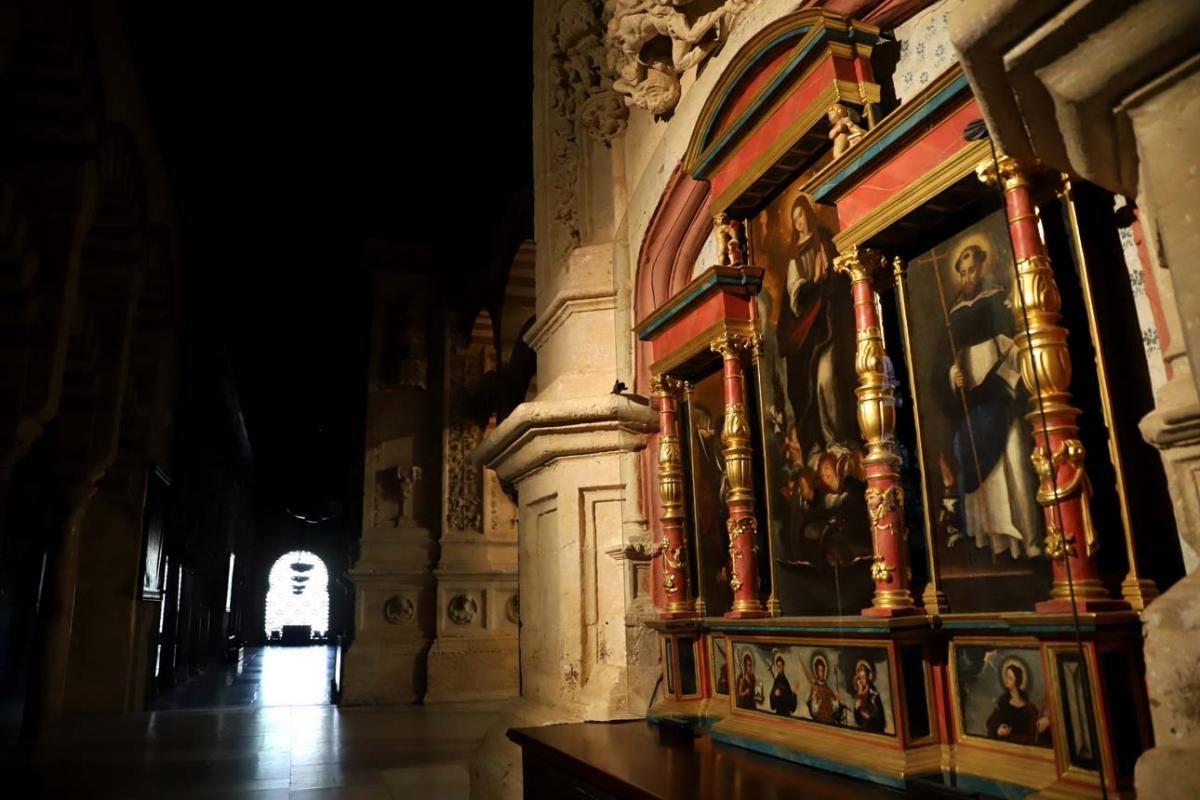 La Mezquita-Catedral en su último día de reposo