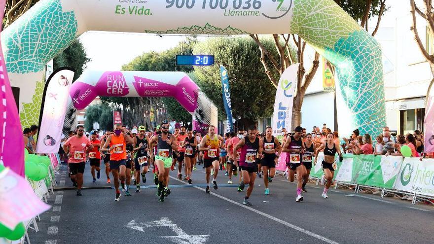 El Circuito RunCáncer afronta la recta final con València Contra el Cáncer como protagonista