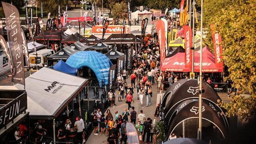 El festival ciclista Sea Otter aplega unes 45.000 persones a Girona