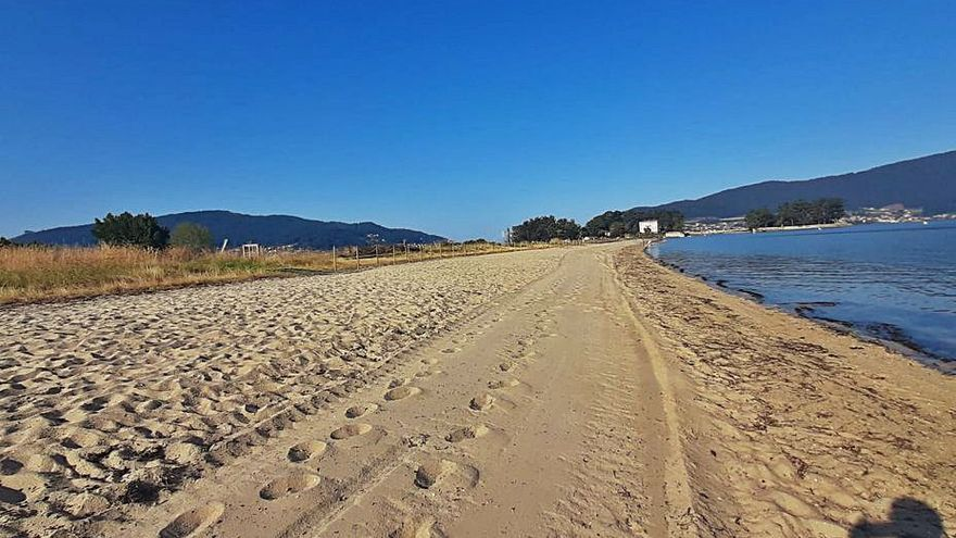 Rivas retira a AER la limpieza de playas por las quejas de bañistas