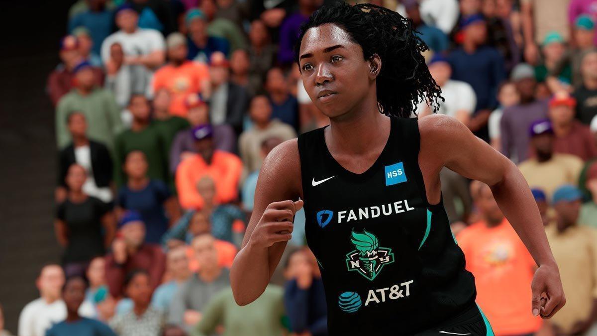 Triple del baloncesto femenino en los videojuegos: se podrá jugar con la WNBA en el NBA 2K21