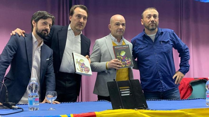 'Historias del Llevant UD. 110 años de un club inmortal' sale a la luz