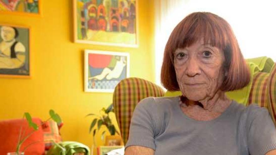 Fallece Mariquiña Villaverde, hija del líder anarquista José Villaverde