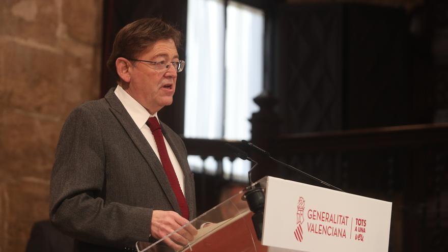 DIRECTO | Puig anuncia la desescalada de las restricciones en la Comunitat Valenciana
