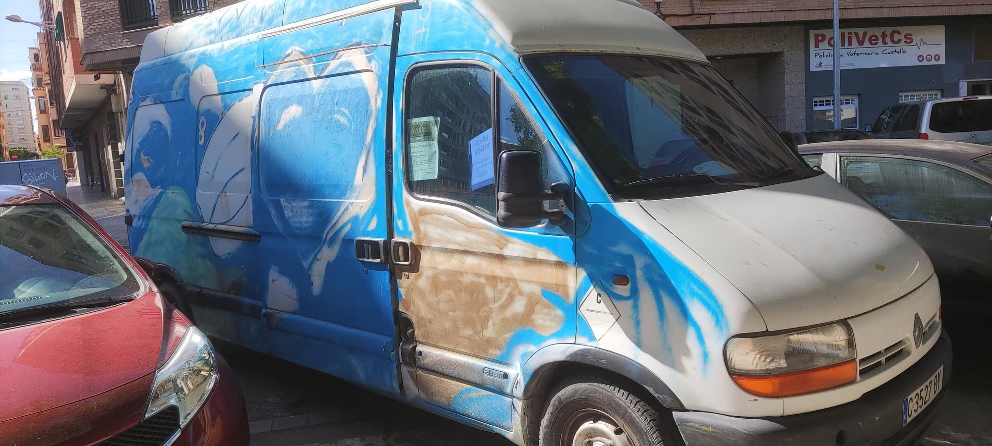 ¿Cómo es vivir en una furgoneta en Castellón?
