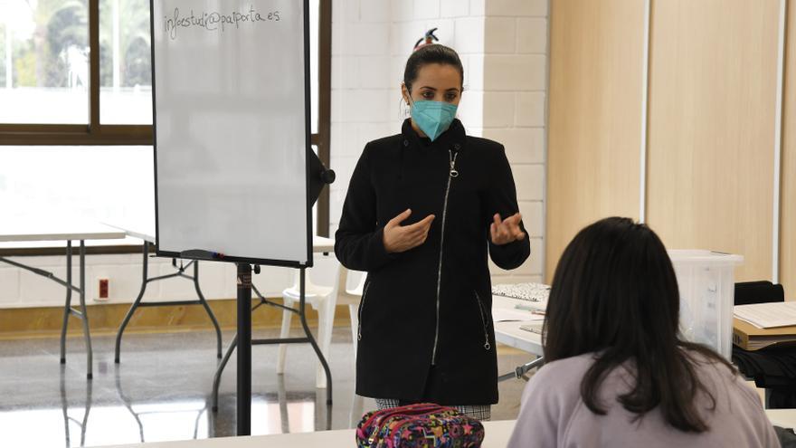 Paiporta habilita una aula de estudio para alumnado de secundaria