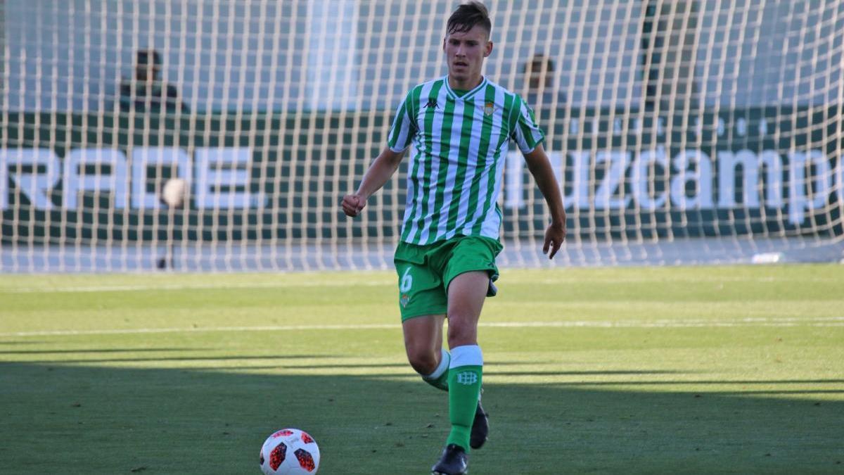 Álex Sánchez, otro refuerzo para el filial con aspiraciones de primer equipo
