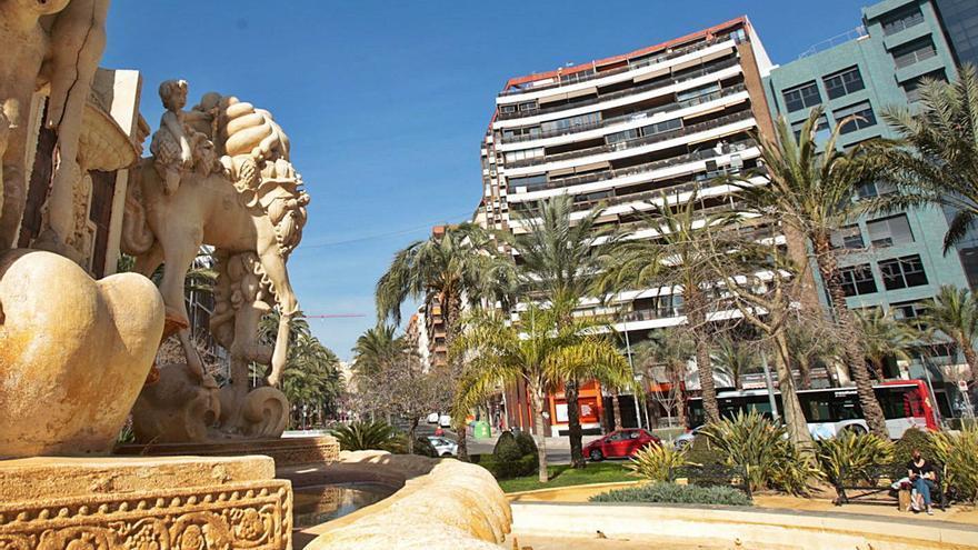 La restauración de Luceros en Alicante se atasca por las ofertas temerarias