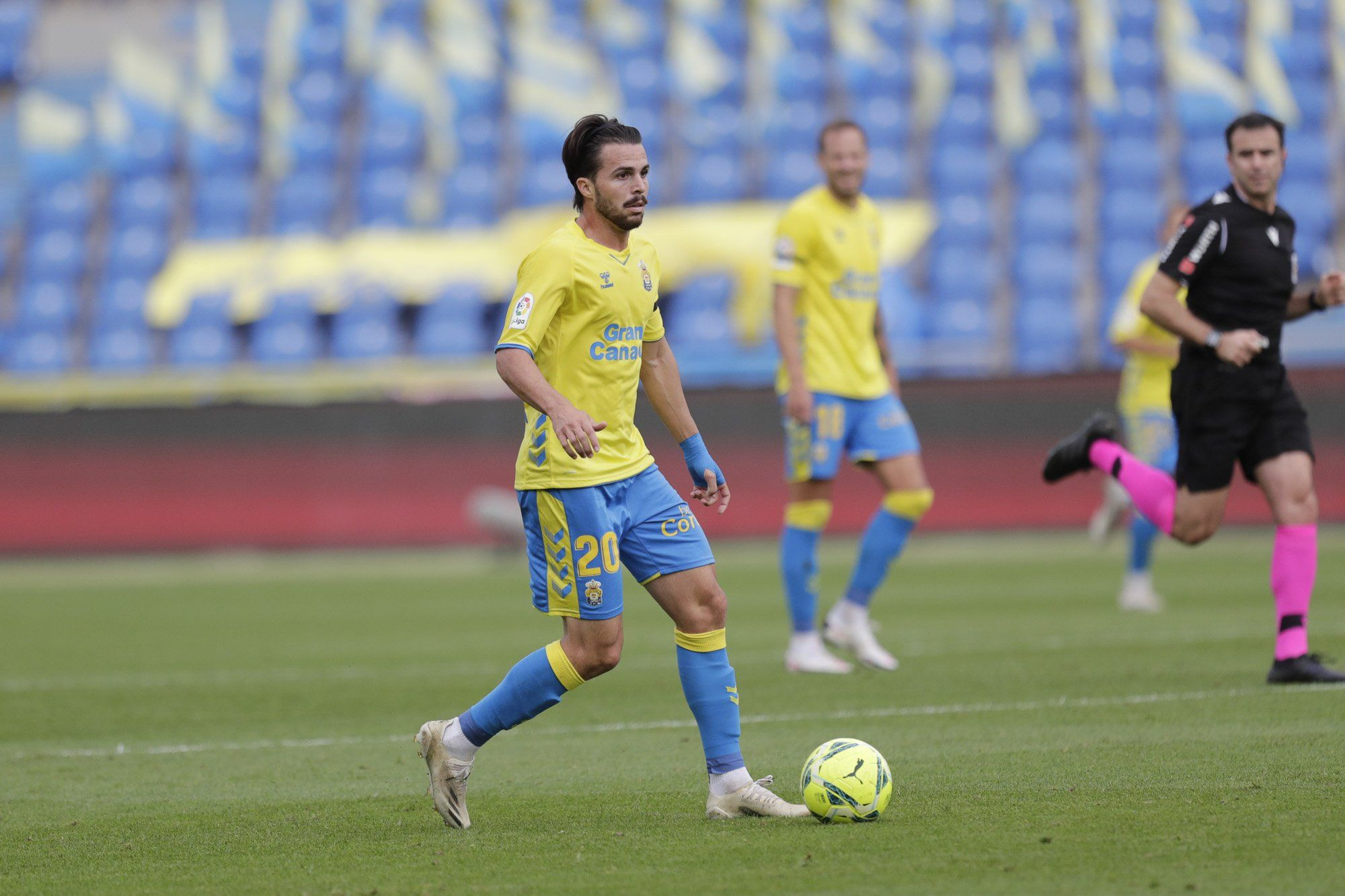 Liga Smartbank: UD Las Palmas - RCD Espanyol