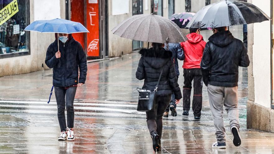 Activan la alerta amarilla por lluvia y granizo en Castellón