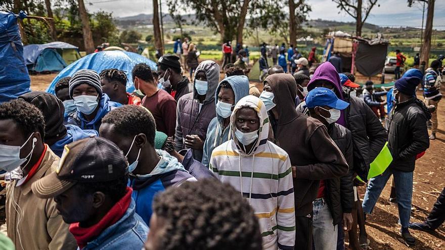 Amnistía pide al Gobierno que no le impida visitar los campos de inmigrantes