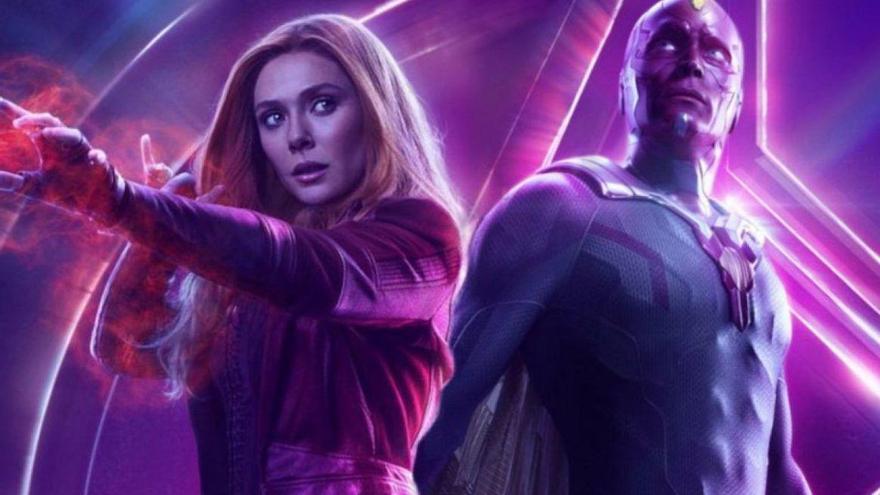 'Bruja Escarlata y Visión', la original vuelta de tuerca al mundo de Marvel