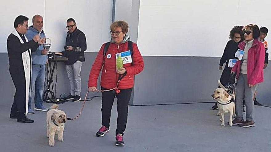 Jornada dedicada a las mascotas por San Antón