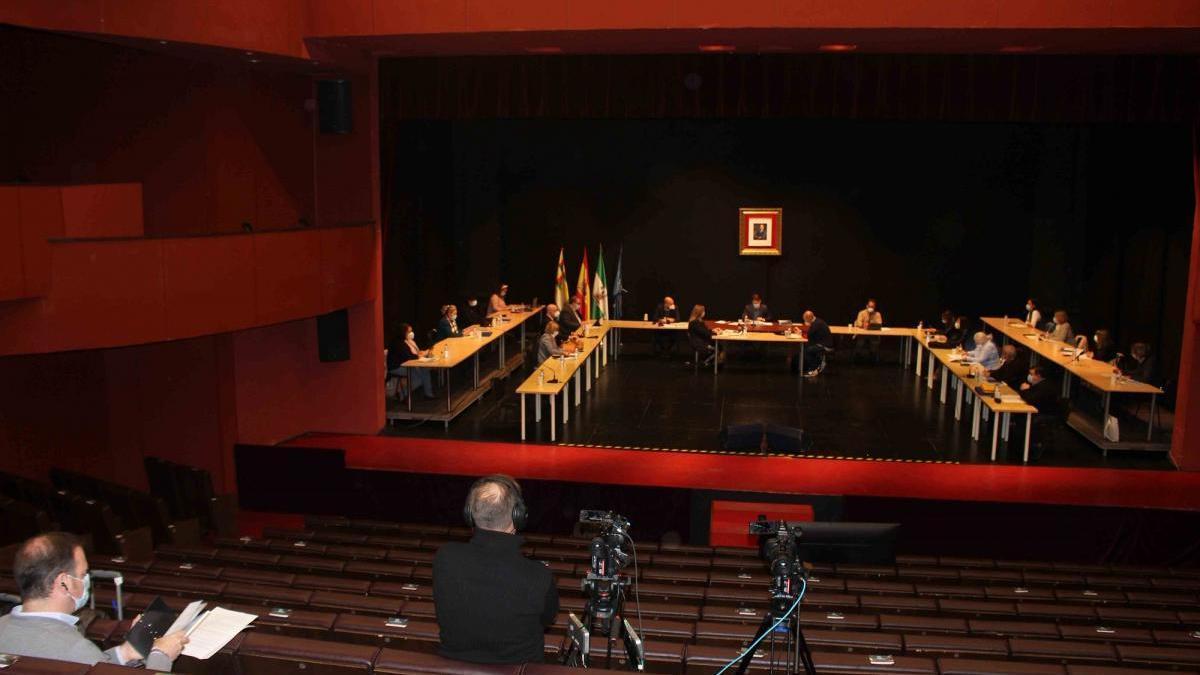 La junta de portavoces del Ayuntamiento de Cabra estudiará qué medidas emprender para frenar el covid-19