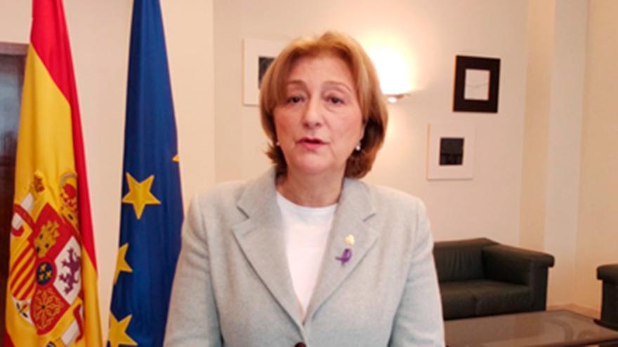 """""""Cada día hay una mirada feminista en todas las políticas que hacemos"""", dice la Delegada de Gobierno en Asturias"""