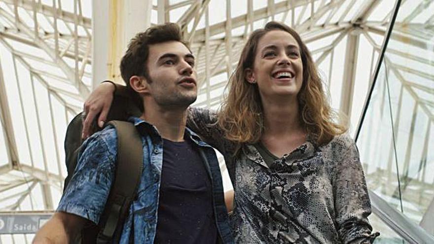 'Auga Seca', primeira serie en galego que aspira aos Premios Platino