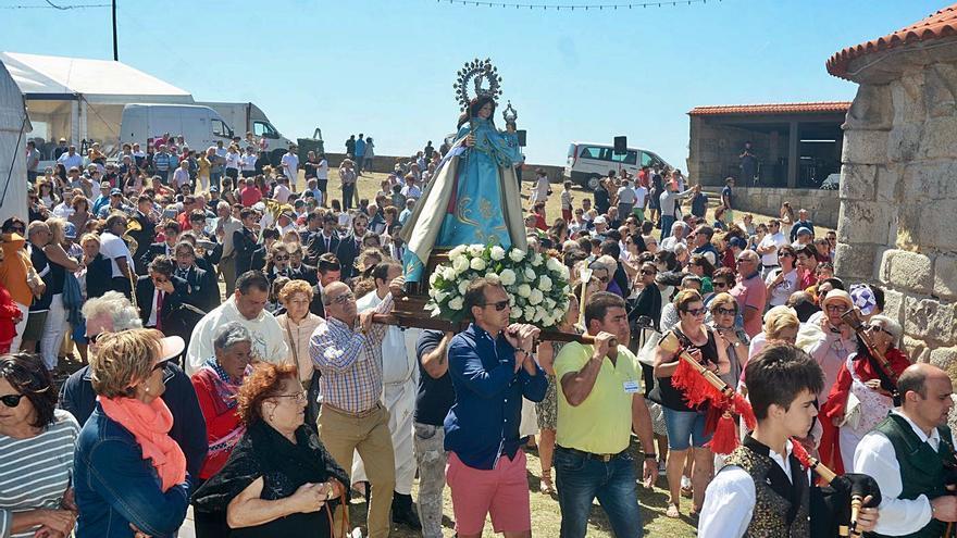 El Día del Turista, sin sardiñada, activa doce jornadas de fiestas patronales en Sanxenxo