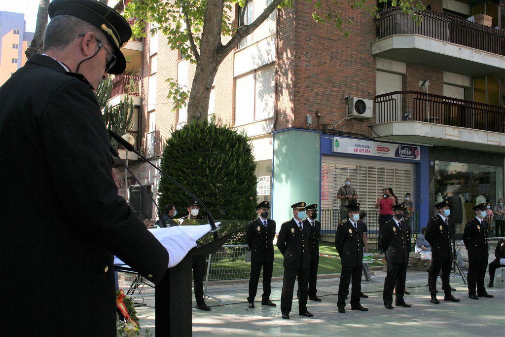 Acto del Cuerpo Nacional de Policía