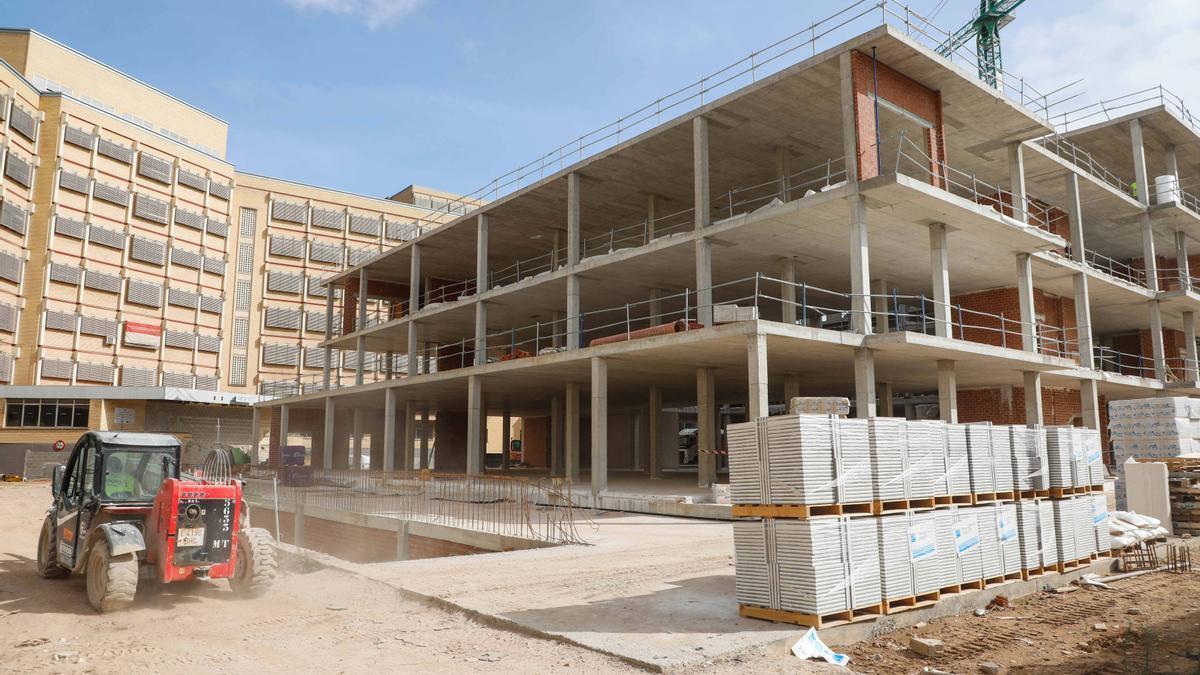 Uno de los centros se está construyendo ya en la antigua Fe de València