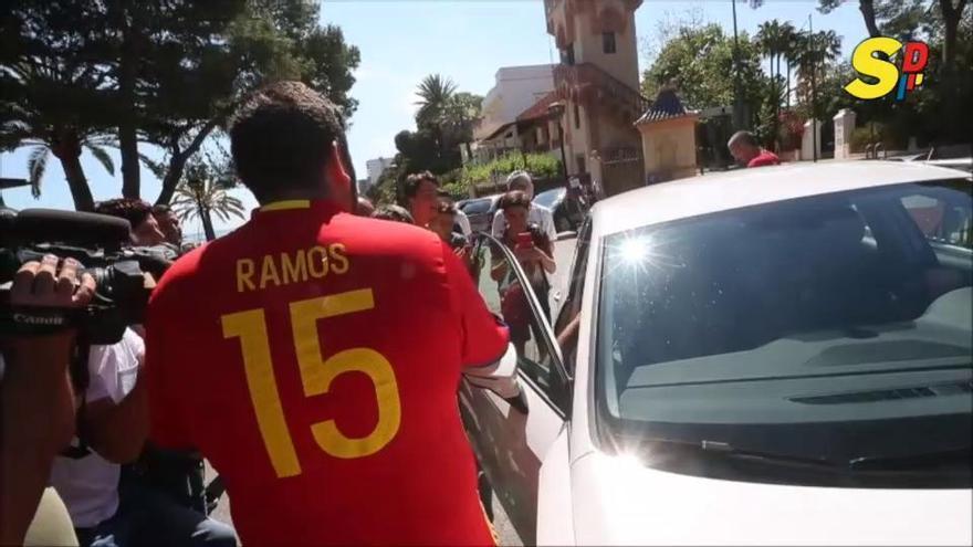 Salah se recupera en Benicàssim