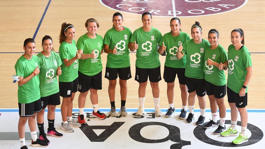 El Cajasur Deportivo Córdoba da sus primeros pasos