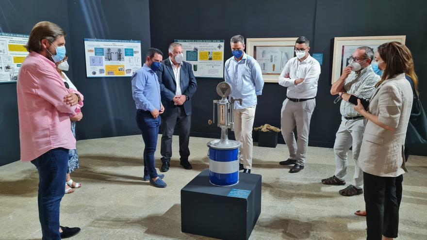 Caravaca acoge una exposición sobre inventores murcianos dentro de la 'Fiesta de la Historia'