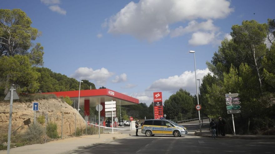 Localiza una pareja muerta en un coche junto a una escopeta en Peguera