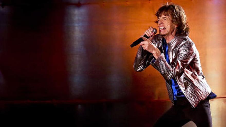 Los Rolling Stones suspenden su gira por EEUU y Canadá por enfermedad de Mick Jagger