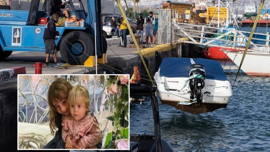 El cuerpo hallado en Tenerife es el de Olivia