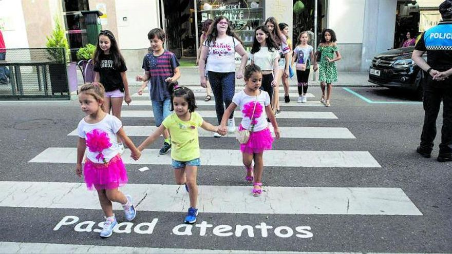 """""""Revuelta sostenible al cole"""" anima a las ampas a fomentar la movilidad saludable a la escuela"""