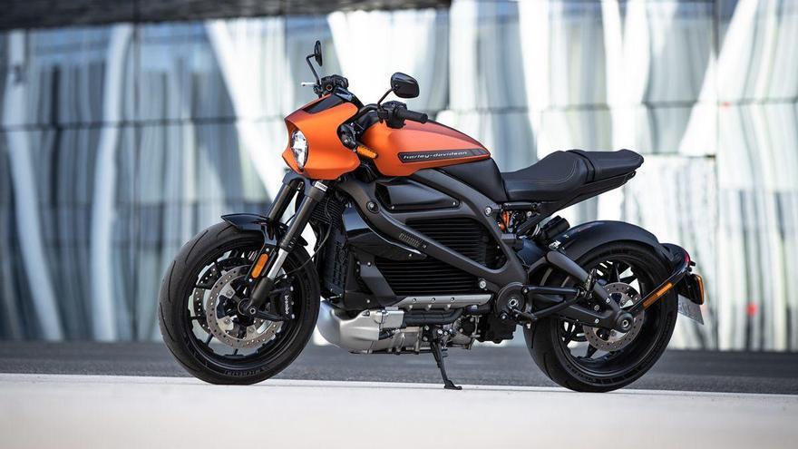 Harley-Davidson Livewire, sensacions elèctriques