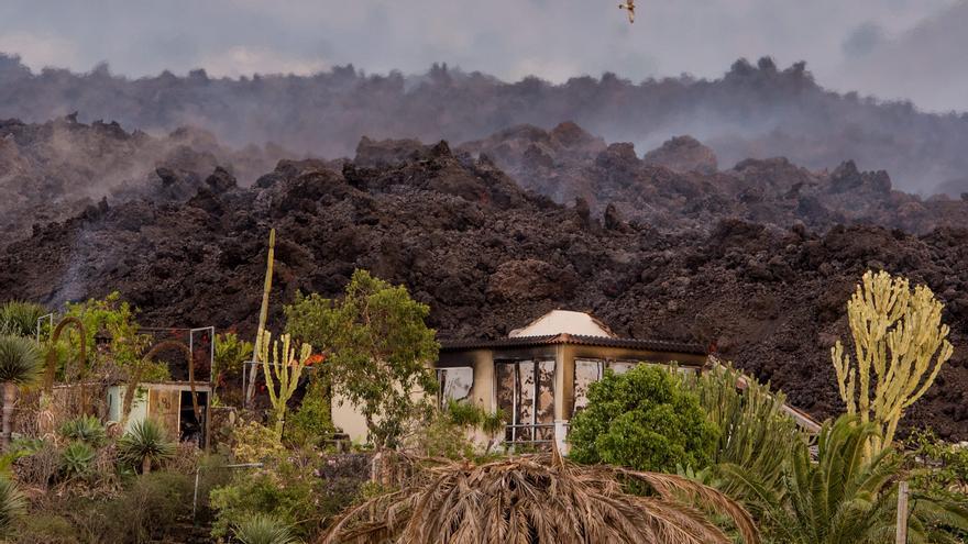 Las cámaras térmicas ayudan a los científicos a estudiar el volcán